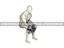 Exercice de musculation pour les avant-bras